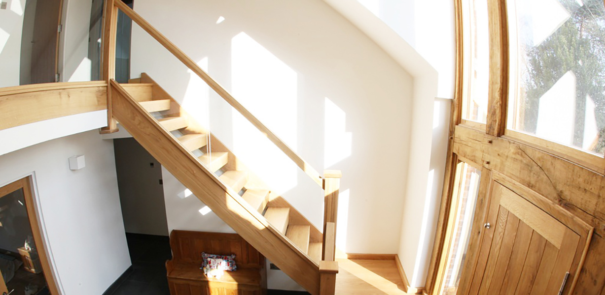 Stairbox Replacement Staircase