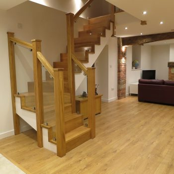 ClearCut Staircase Design