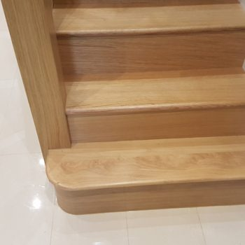 Oak Staircase Refurbishment
