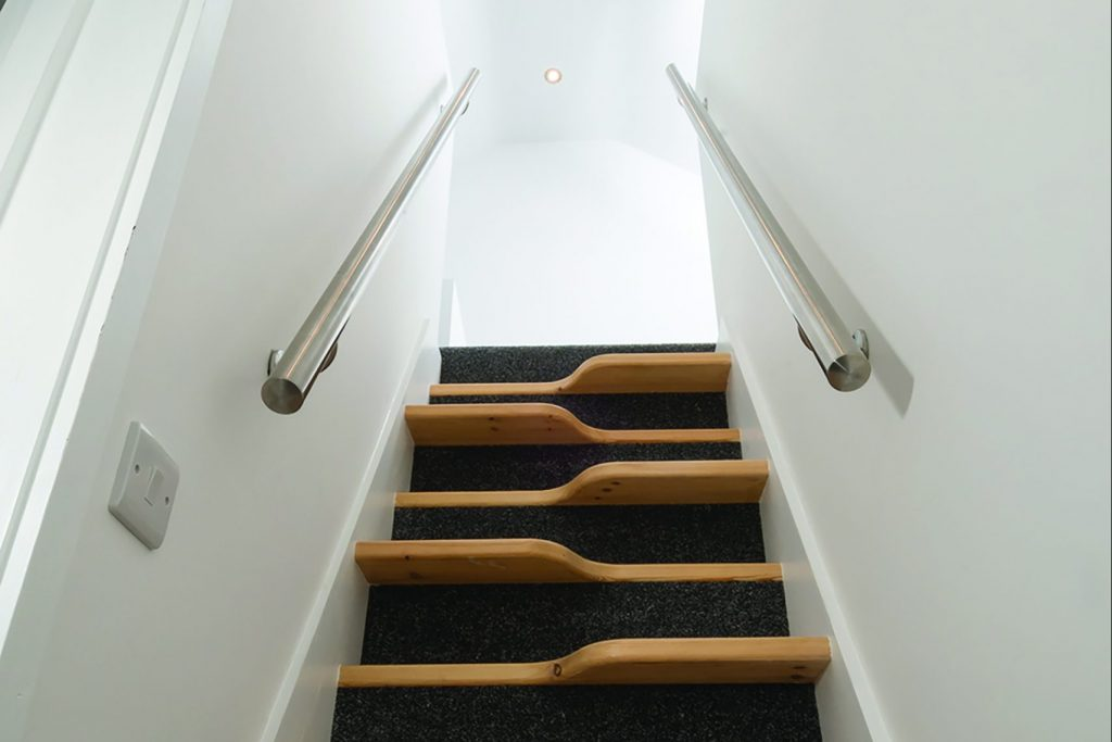 SpaceSaver Staircase
