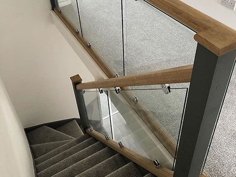 Staircase Gallery Stairbox Bespoke Timber Staircase Manufacturer