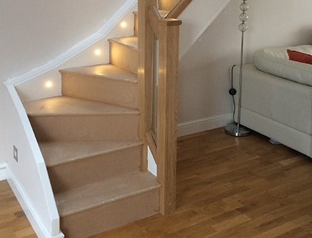 How to Fit Winder Turns   Staircase Fitting Guide   StairBox